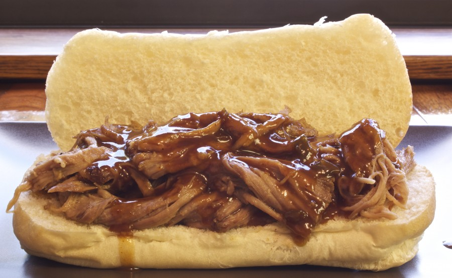 Easy BBQ Pork (without the bbq) (5/5)