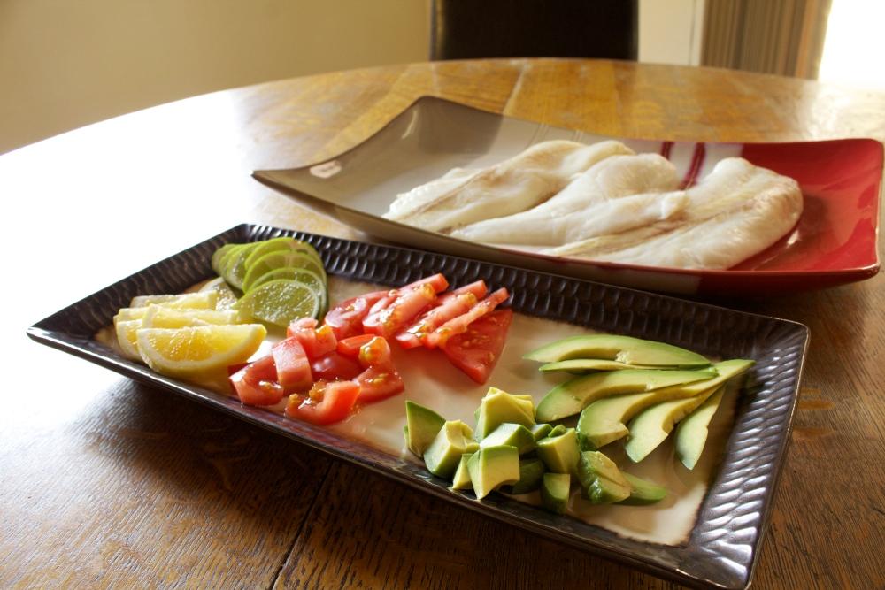 BBQ Fish Tacos (2/5)