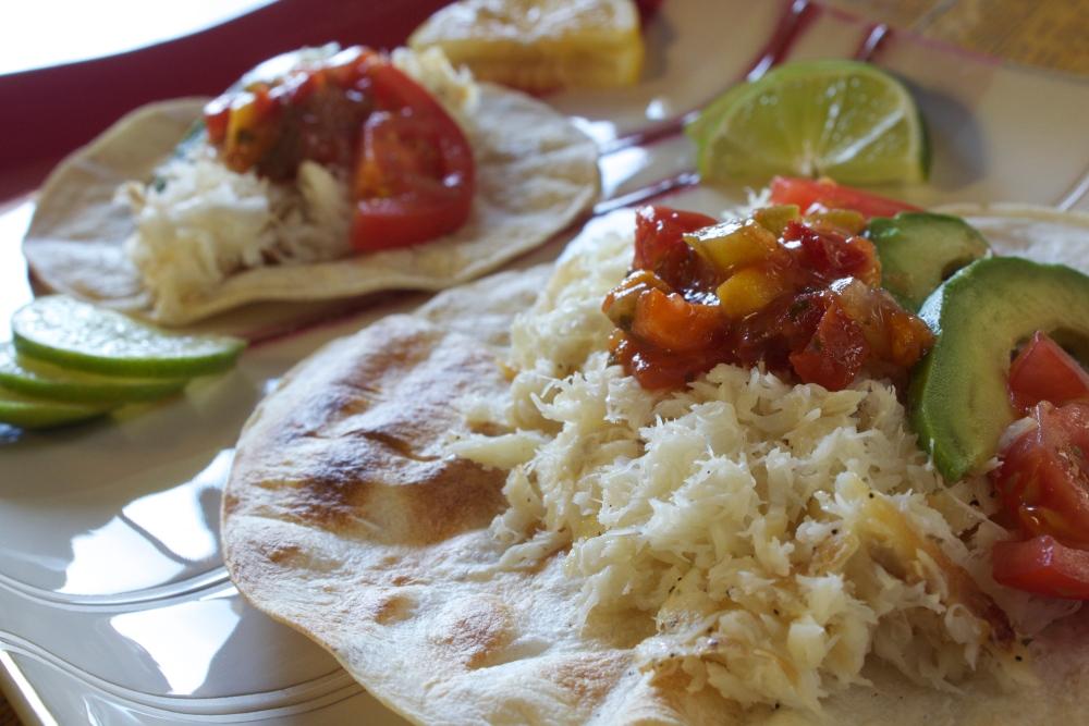 BBQ Fish Tacos (5/5)
